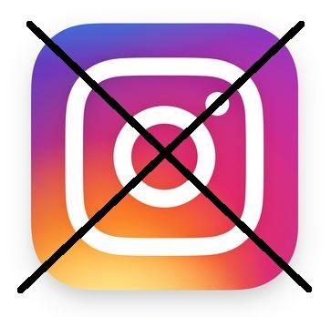 Cara Deactive Akun Instagram