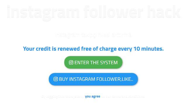 Increasefollowers.com Follower IG Gratis