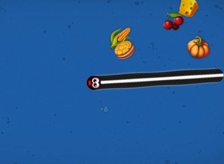 Download Worms Zone Mod Apk Kebal