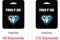 Prizat FF Diamond Gratis