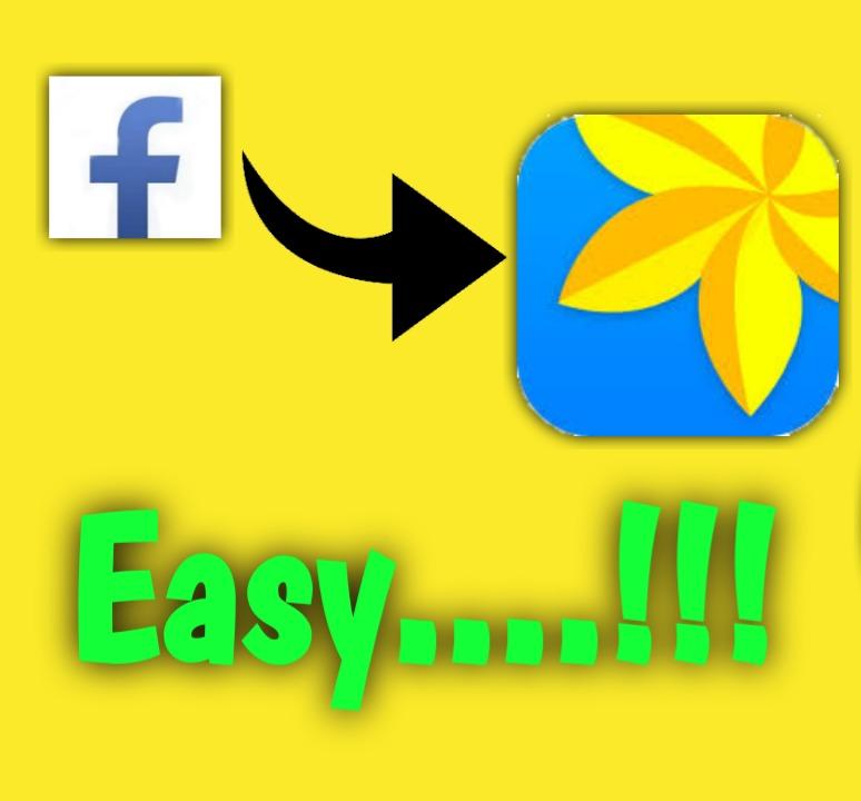 cara simpan video di facebook